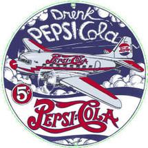 """Pepsi DC-3"" Ande Rooney"