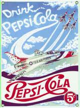 """Pepsi Thunderbirds"" Ande Rooney"