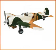 "P-36 Hawk USAAF ""Major Willis Taylor"" 27th Pursuit Sqn."