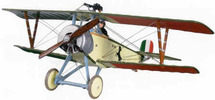 Nieuport 11 Francesco Baracca