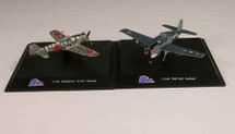 Set - Aircraft Dogfight Dual Pack USN Hellcat and KI-84 Hayate