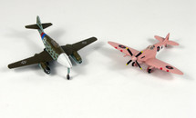 Set - Aircraft Dogfight Dual Pack Spitfire and ME-262A