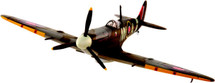 Spitfire Mk V RAF No.310 (Czech) Sqn