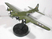 """B-17 Flying Fortress - """"The Zoot Suitors"""" with Flak Attack Base"""