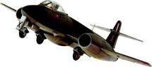 "Meteor RAF ""No. 74 Sqdn."" Horsham"