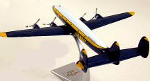 "C-121J Super Constellation US Navy ""Blue Angels"""
