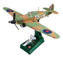Hawker Hurricane Working Range