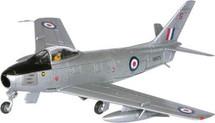 F-86 Sabre F.4 Canadair Conversion Flight