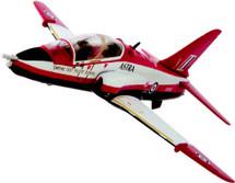 "BAE Hawk T.1A `Astra` - ""Raspberry Ripple"" Livery"