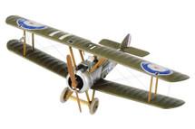Sopwith Camel F2137, Capt D R MacLaren, 46 Sqn RFC, Athies, October 1918