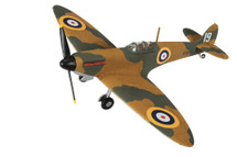 Spitfire MkI - K9789, Sqn Ldr Henry Cozens, No 19 Squadron