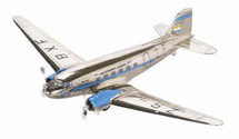 South African Airways DC-3