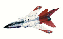 Tornado RAE Flight Systems, ZA326, RAE Bedford, England