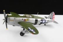 """P-47 Thunderbolt Maj, William Dunham's """"Bonnie"""""""
