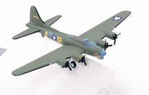 P51D Mustang, P-47 Thunderbolt, B-17 Flying Fortress