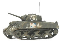 M4 A2 Sherman Tank French Army