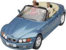 BMW Z3 Diecast Model James Bond, Goldeneye