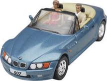 BMW Z3 Diecast Model James Bond, Goldeneye