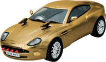 Aston Martin Vanquish James Bond, Die Another Day, Gold Plated Edition