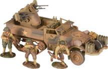 M16 Quad .50 Half Track