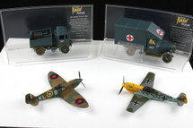 Set Their Finest Hour - WWII (4) piece Corgi