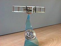 Wright Flyer & Coin Gift Set Corgi