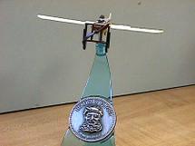 Bleriot Monoplane & Coin Gift Set Corgi
