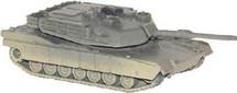 Abrams Tank 2nd Marine Tank Battalion Corgi