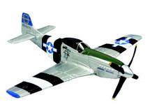 P-51 Mustang Jumpin Jacques (Nose Art) Corgi