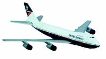 British Airways Boeing 747 Corgi