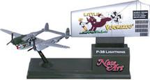 P-38 Lightning Little Buckaroo Corgi