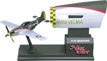 P-51 Mustang Miss Velma Corgi