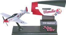 """P-51 Mustang """"Blondie"""" Corgi"""
