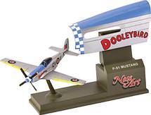 P-51 Mustang Dooleybird RAF Corgi