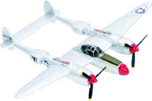 P-38J-15 Lightning Lt Charles E Adams Corgi
