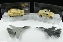 Collectors Set of Four Desert Storm Corgi