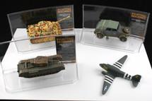 Collectors Set of Four D-Day Corgi