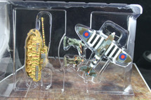 Collectors Set of Two D day Corgi