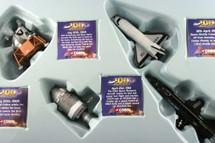 Collectors Set of Four Space Race Set Corgi