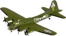 B-17 Bomber Knockout Dropper