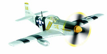 "P-51D Mustang Maj. William Shomo ""82nd Tactical Recon Sq."""