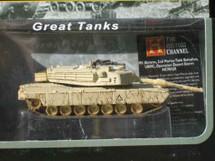 M1A1 Abrams Tank USMC Corgi