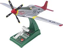 P-51D Mustang Lt. Freddie Hutchin, Tuskegee Airmen