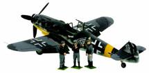 Messerschmitt Bf-109G-6 Barkhorn and ground crew