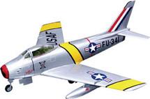 F86F-30 Sabre USAF Maj. James Hagerstrom