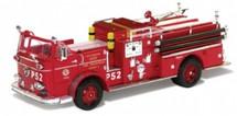 Firetruck Seagrave K Open Cab Los Angeles