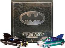 Set Car Batman Silver Age II