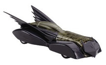 Batmobile 2000 with Translucent Hood & Batcommunicator