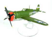"P-47D Thunderbolt Capt. Boleshaw ""Mike"" Gladych's ""Pengie II"""