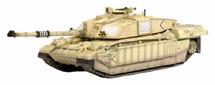 Challenger 2 Royal Scots Dragoon Guards, Iraq Display Model